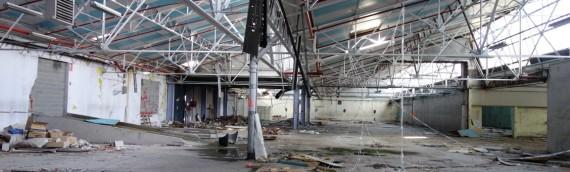Désamiantage des anciens abattoirs à Lavelanet (09)