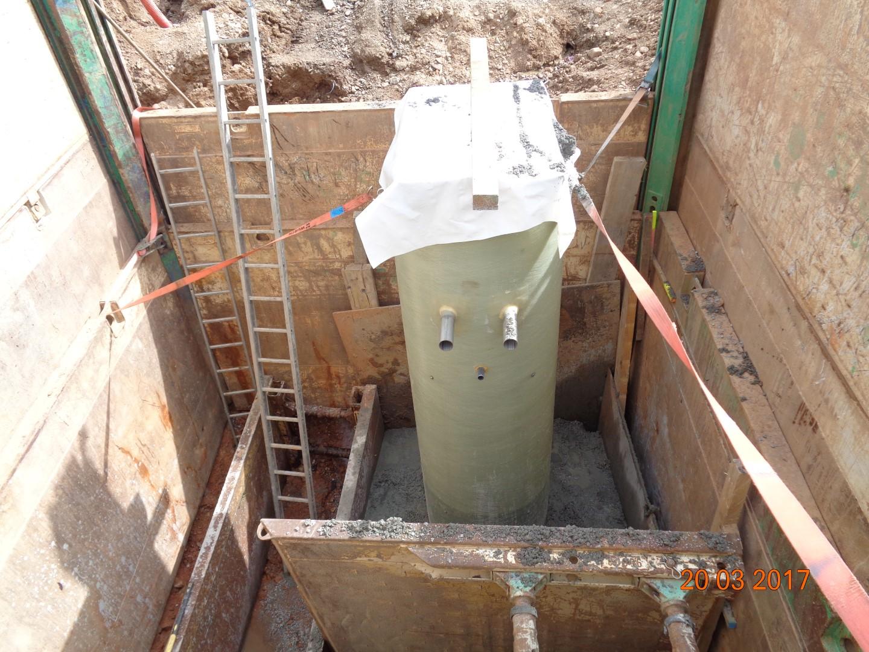 Travaux d'extension et de réhabilitation du chemin Durestat «la source» à Marssac (81)