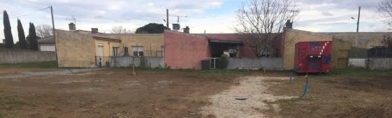 Création de la zone «Cité des Issards» à Albi (81)