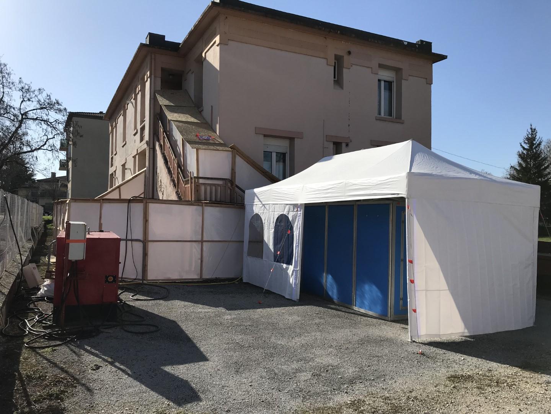 Désamiantage de 4 logements – Cité de Lardaillé à Castres (81)
