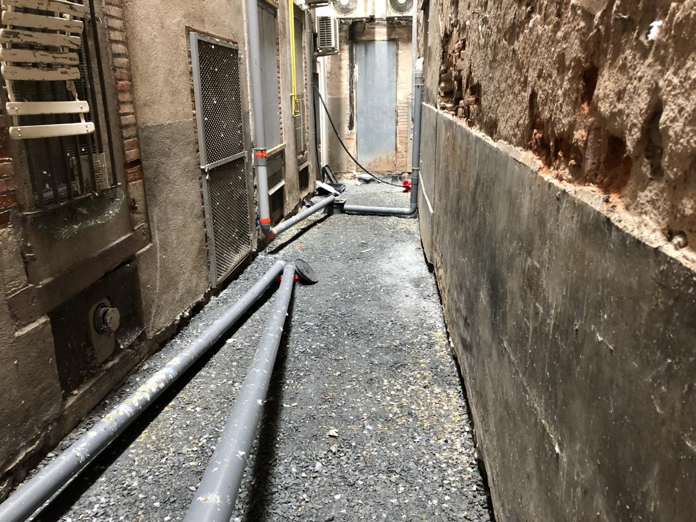Réhabilitation des réseau- Rue Sainte-Martiane à Albi (81)