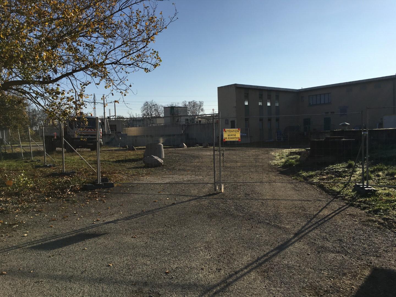 Désamiantage et démolition de l'usine de production d'eau potable de Lacourtensourt à Toulouse (31)
