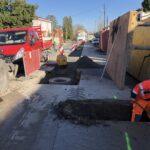 Réfection des conduites rues du Père Colombier et Marcel Ricard à Albi (81)